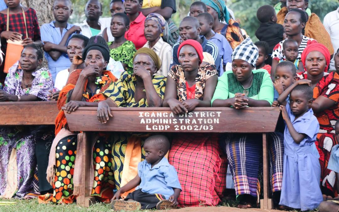 """Deborah Mutesi: """"Las mujeres somos las madres de la nación"""""""