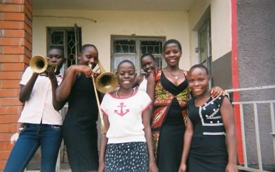 Carta de una adolescente en Uganda